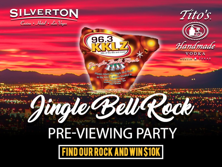 Jingle Bell Rock Pre-Viewing Party