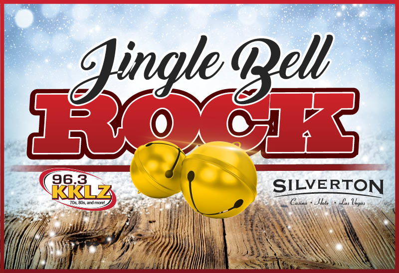 KKLZ and Silverton Casino sponsor the 2018 Jingle Bell Rock contest